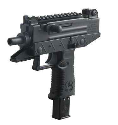 IWI US UPP9S Uzi Pro 9mm Pistol Semi-Automatic 9mm 4.5 20+1/25+1 Black Hard Coat Anodized Finish in.