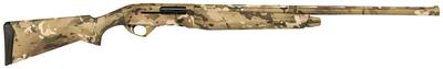 Legacy Pointer Multicam Semi Auto Shotgun 12 Gauge 3 Inch Chamber 28 Inch Barrel 5 Rounds