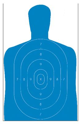 Action Target TGT B27E BLUE 100PK