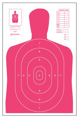 Action Target TGT HIVIS FLOR RED B27E 100PK