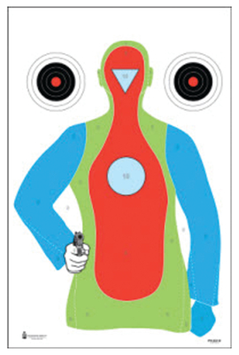 Action Target TGT HIVIS FLOR B 21E 100PK