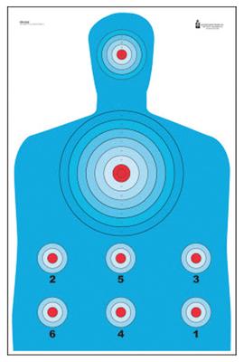 Action Target TGT HIVIS FLOR 100PK