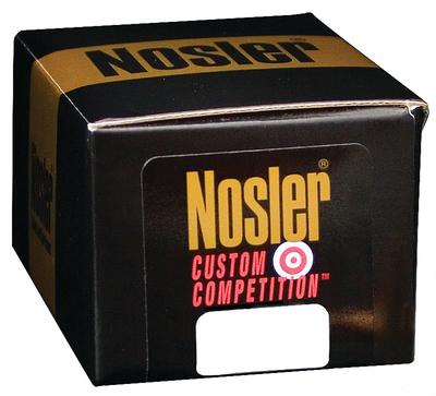 Nosler Ammunition 53952 CUST Comp 308 175 HPBt 100