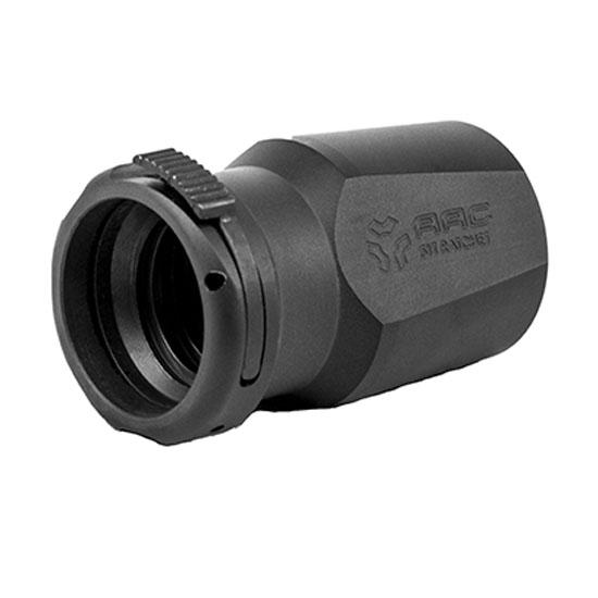 Advanced Armament 64280 BlastOut 51T Muzzle Brake  6 oz Steel 1.5 Diameter in.