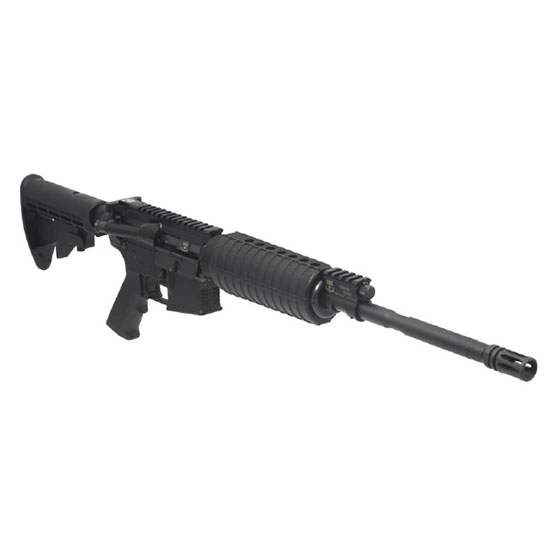 Adams Arms Agency Carbine Black .223 | 5.56 NATO 16-inch 30Rd NO MAG