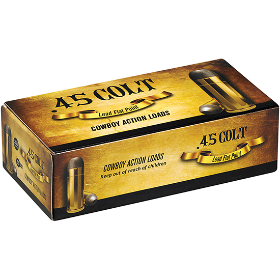Aguila 1E454319 45 Colt (LC) 200 GR Soft Point 50 Bx| 20 Cs