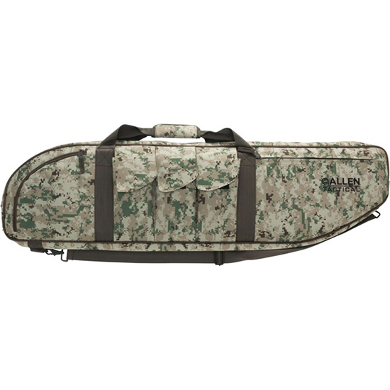 Allen 10807 Battalion Tactical Case Range Bag 43 x 3.5 in.  x 10.75 in.  Camo in.