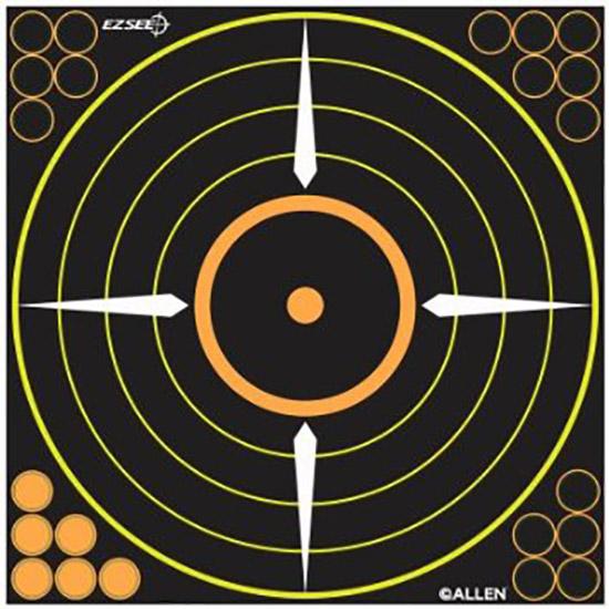 """Allen 15222 EZ See Adhesive Round12"""""""