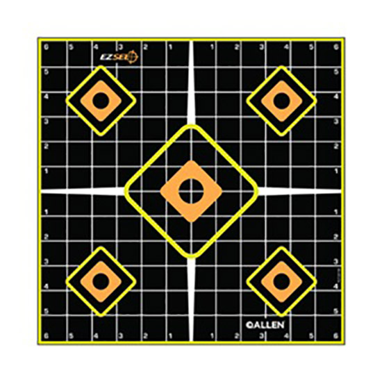 Allen 15224 EZ See Adhesive Sight In