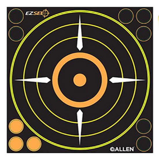Allen 15228 EZ See Adhesive Bullseye