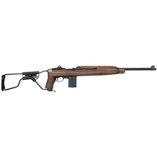 Auto Ordnance AOM150 M1 Carbine Paratrooper Semi-Automatic 30 Carbine 18 15+1 Folding Walnut Stk Blk Parkerized in.