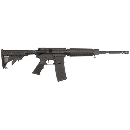 ArmaLite DEF15 Defensive Sporting Rifle Semi-Automatic 223 Remington|5.56 NATO 16 FS 30+1 OR 6-Position Blk Stk Blk Hard Coat Anodized in.