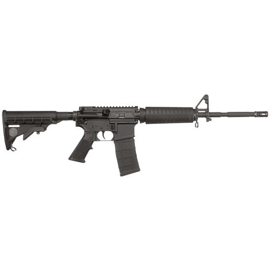 ArmaLite DEF15F Defensive Sporting Rifle Semi-Automatic 223 Remington|5.56 NATO 16 FS 30+1 A2 Front 6-Position Blk Stk Blk Hard Coat Anodized in.