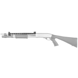 Advanced Technology SBS4600 ShotForce Heatshield Deluxe with Ghost Rings AR-15  Steel 13.5 L in.