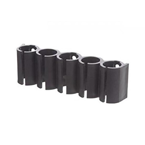 Advanced Technology SHOO500 Shotforce Shell Holder Black Polymer Holds 5 Shotshells