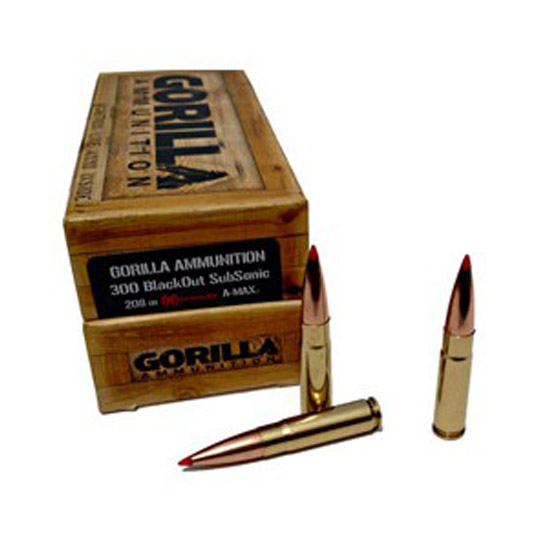 Armscor FAC300AAC-2N Rifle Ammunition