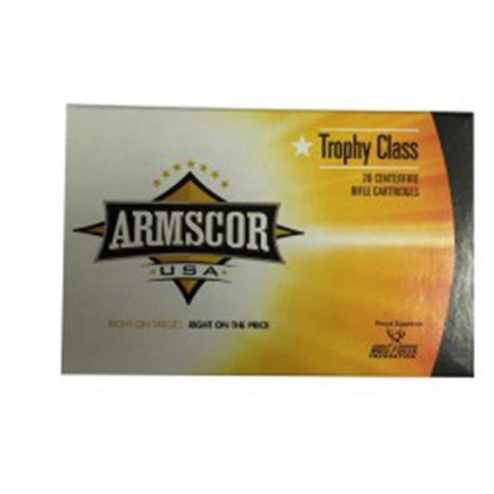 Armscor 165Gr Accubond Brass .300 WSM 20Rds