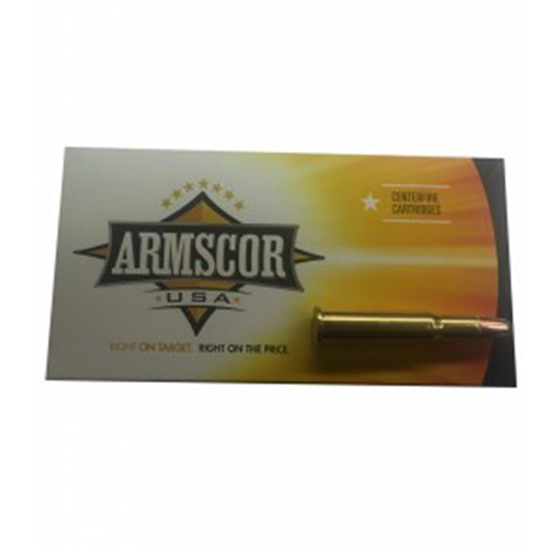 Armscor 170Gr Flat Point Brass .30-30 20Rds