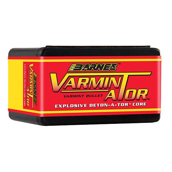 Barnes Bullets 30207 Rifle Varmin-A-Tor 6mm .243 58 GR FBHP 100 Box