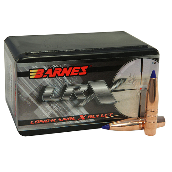 Barnes Bullets 30374 LRX 30 Caliber .308 200 GR Long-Range X Boat Tail 50 Box