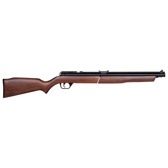 Benjamin 392 Pump Pellet Rifle .22 Pellet 19 Barrel Harwood Stk Blk in.