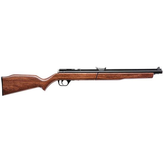 Benjamin 397 Pump Pellet Rifle .177 Pellet 19 Barrel Harwood Stk Blk in.