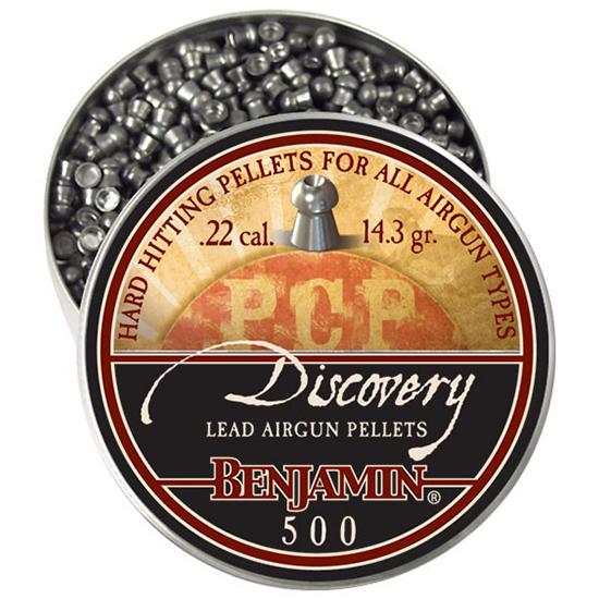 Benjamin Sheridan Discovery .22 HP Pellets 500rds