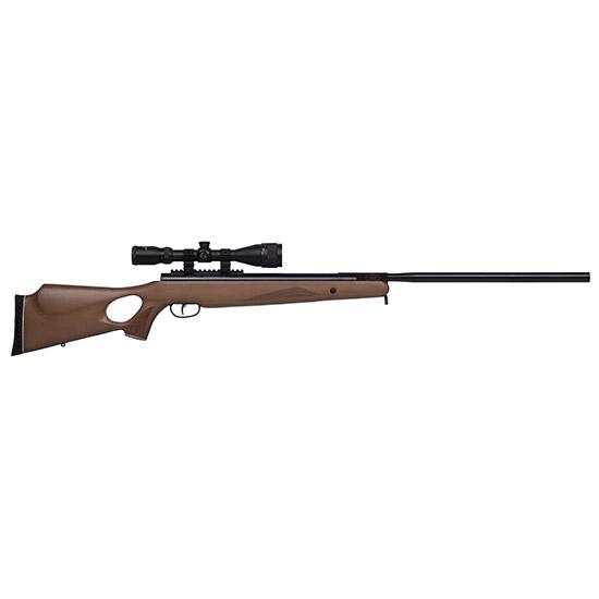 Benjamin BT725WNP Trail XL 725 Air Rifle Break Open .25 Brown|Black