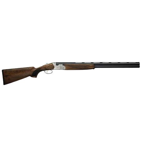 Beretta USA J6863N6 686 Silver Pigeon I Over|Under 410 Gauge 26 3 in.  Walnut Stk Engraved Silver Rcvr|Blued in.