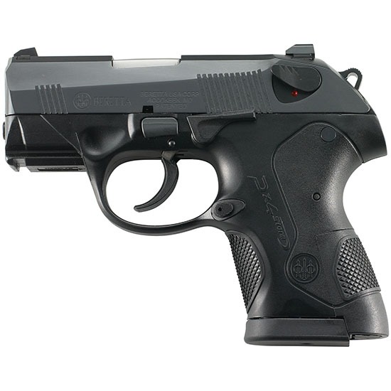 Beretta JXS9F21 PX4 Storm 9mm Sub-Compact 13+1 3 Poly Grip|Frame Black in.