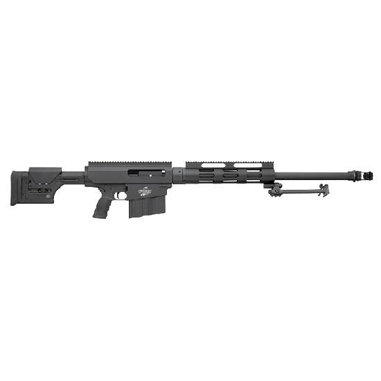 Bushmaster 90102 BA50 Carbine Bolt Action 50 BMG 30 10+1 Adj PRS Black in.