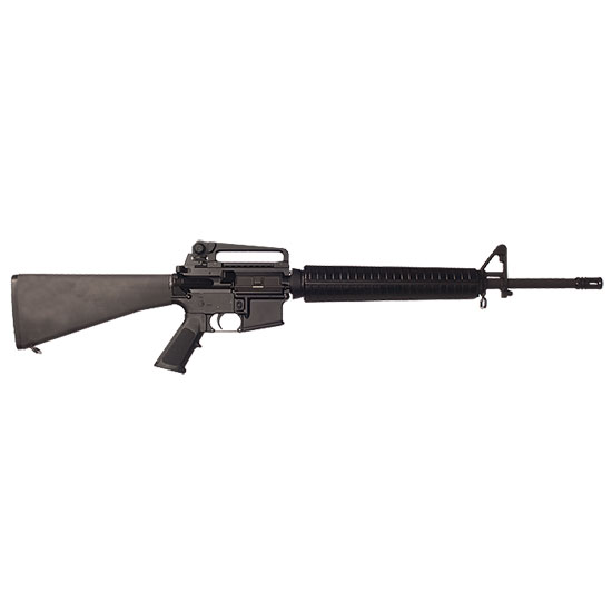 Bushmaster 90242 XM-15 AR-15 Target SA 223|5.56 NATO 20 30+1 Blk in.