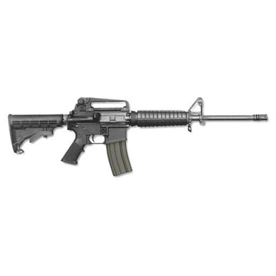 Bushmaster 90280 XM-15 Carbine Semi-Automatic 223 Remington|5.56 NATO 16 HB 30+1 Synthetic Black Stk Black in.