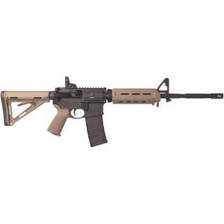 Bushmaster 90687 XM-15 AR-15 Car MOE SA 223Rem|5.56NATO 16 30+1 FDE|Blk in.