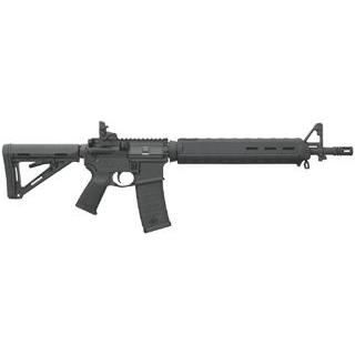 Bushmaster 90829 XM-15 MOE Dissipator Semi-Automatic 223 Remington|5.56 NATO 16 30+1 Magpul MOE Black Stk Black in.