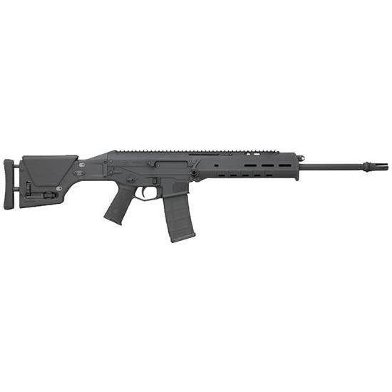 Bushmaster 90958 ACR DMR Semi-Automatic 223 Rem|5.56 NATO 18.5 30+1 Magpul PRS Black Stk Black Melonite in.