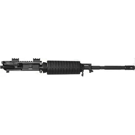 Bushmaster 92194 A3 AR-15 Complete Upper ORC Flattop 223 Rem 5.56 NATO 16 Blk in.