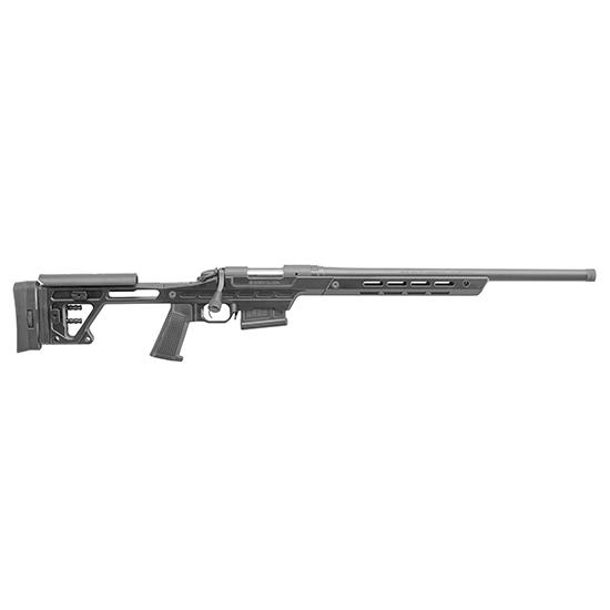 Bergara Rifles B14S451 B-14 BMP Bolt 308 Winchester|7.62 NATO 20 5+1 Adjustable|Aluminum Chassis Black Stk Blued in.