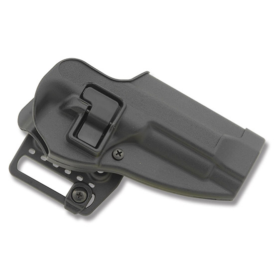 Blackhawk 410504BKR Serpa CQC Concealment Matte Sz 04 Beretta 92|96(not Elite|Brig.or M9A1) Polymer Black