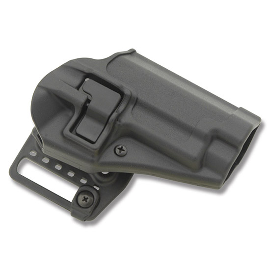 Blackhawk 410506BKR Serpa CQC Concealment Matte Sz 06 Sig P220|P225|P226 Polymer Black