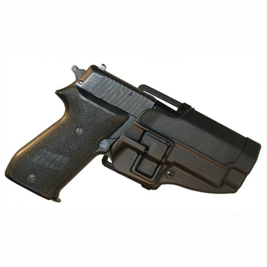 Blackhawk 410507BKL Serpa CQC Concealment LH Matte Finish 07 Springfield XD Compact Polymer Black