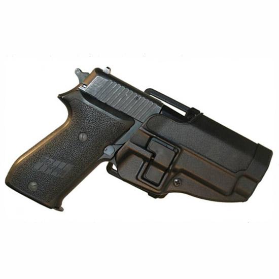 Blackhawk 410507BKR Serpa CQC Concealment Springfield XD Compact Polymer Black