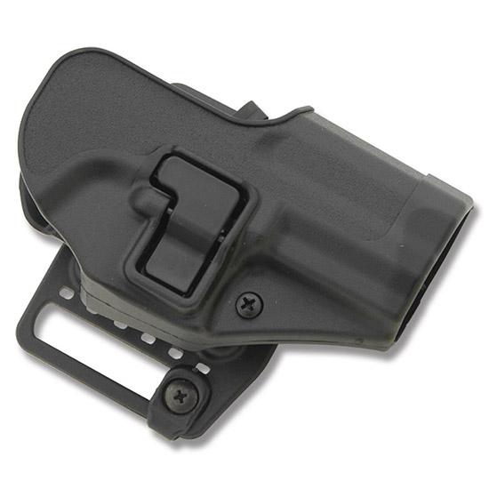 Blackhawk 410509BKR Serpa CQC Concealment Matte Sz 09 HK USP Compact 9|40 Polymer Black