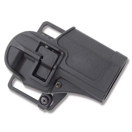 Blackhawk 410512BKR Serpa CQC Concealment Matte Sz 12 Ruger P95 Polymer Black
