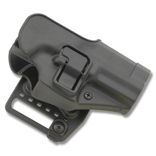 Blackhawk 410516BKR Serpa CQC Concealment Matte Sz 16 H&K P2000 9|.40 (US) Polymer Black