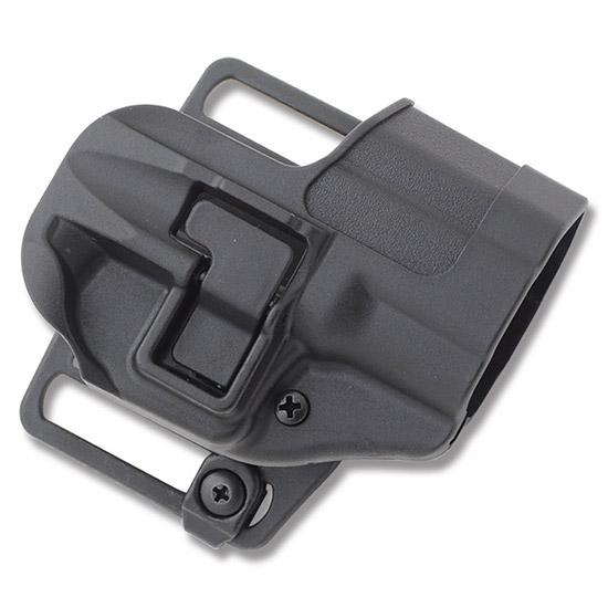 Blackhawk 410531BKR Serpa CQC Concealment Springfield XD Sub-Compact Polymer Black