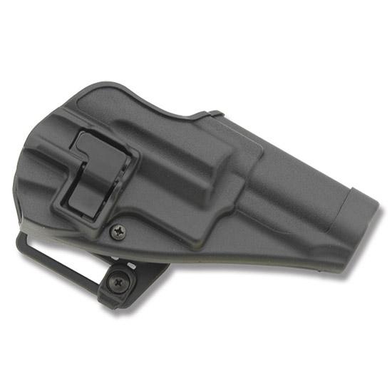 Blackhawk 410540BKR Serpa CQC Concealment Taurus Judge 2 5 Cylinder Polymer  Black in