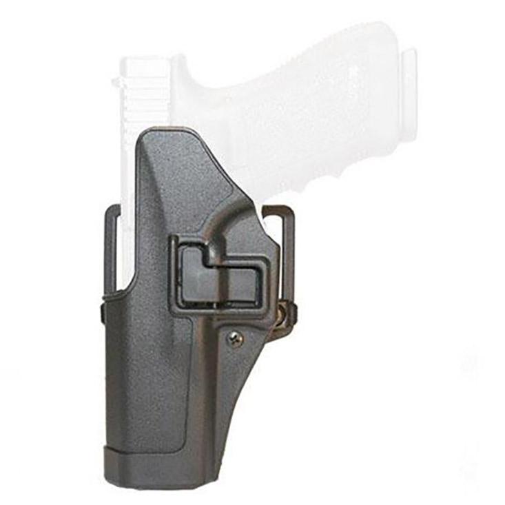 Blackhawk 410567BKL Serpa CQC Concealment LH Matte Finish Glock 42 Polymer Black