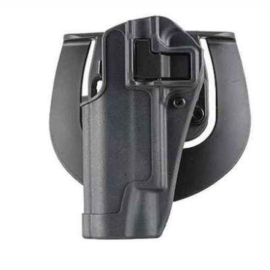 Blackhawk 413500BKL Serpa Sportster LH Glock 17|22|31 Polymer Gray