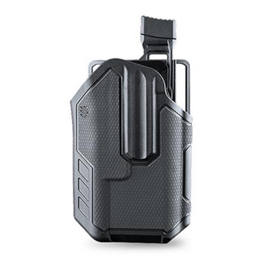 Blackhawk 419001BBR Omnivore Multifit  Most Standard Autos w|X300UA Light Polymer Black